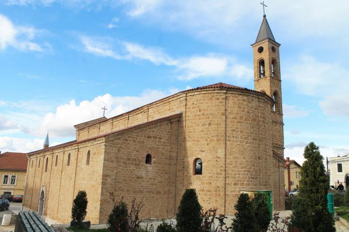 Kisha e Zojës Ndihmëtare - Prizren