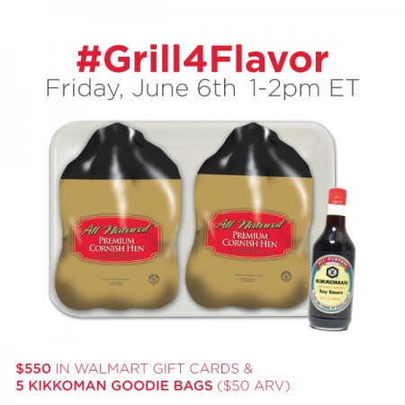 Join me for the #Grill4Flavor Twitter Party Friday June 6th at 1pm ET #shop #cbias