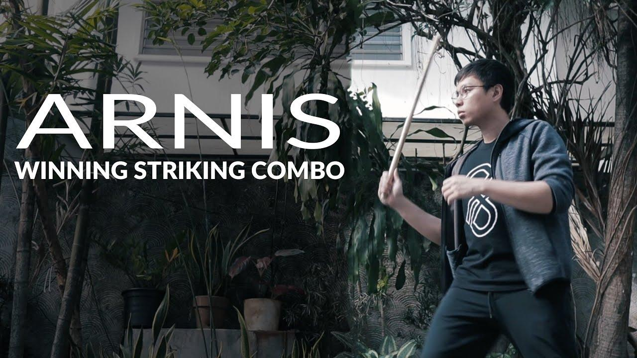 Arnis Striking Combination That Will Help You Win Your First ...