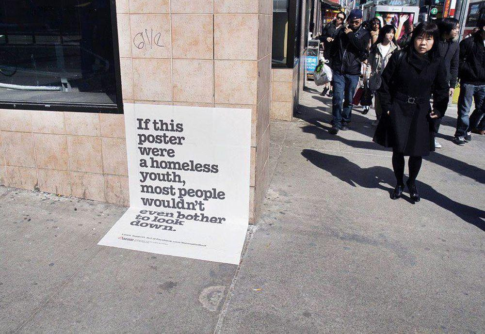 raising the roof guerilla marketing for poor people