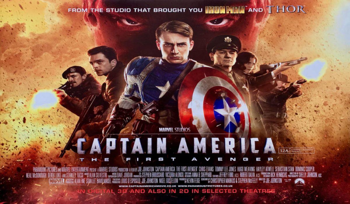 Steve Rogers - The first Avengers