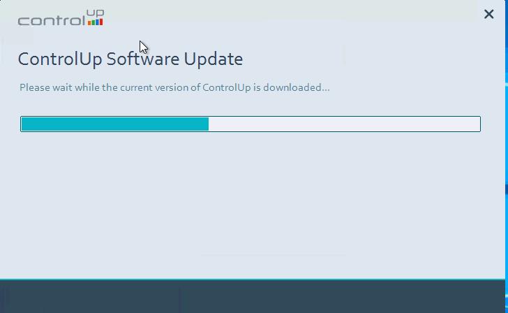 Update Screen 1