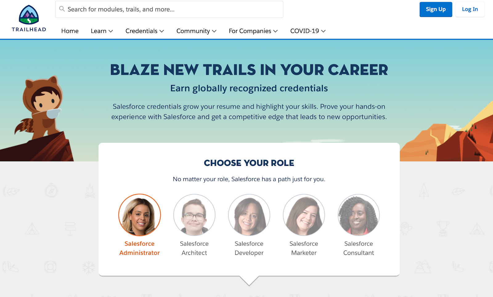Salesforce Certification System