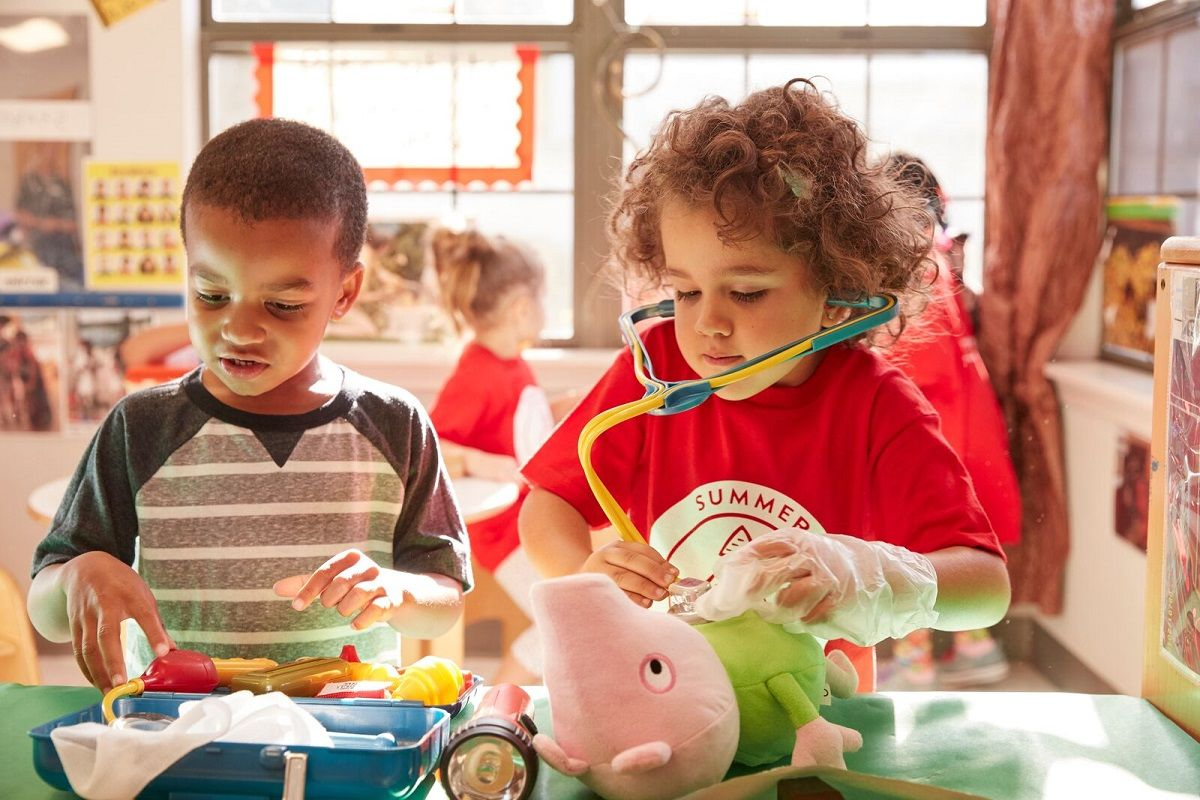 Have Your Kids Create an Animal Hospital with Their Stuffed Animals