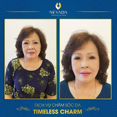 Chăm sóc da chuyên sâu Timeless Charm