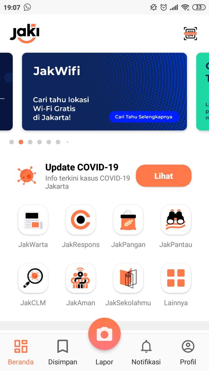 JakWifi, JSC, Jakarta Smart City