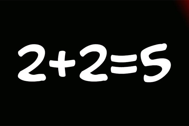 Flamenguista não sabe Matemática