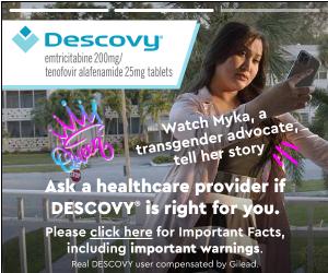 Descovy Ad Example