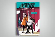 "Eskularru beltzak. Casting-a"" | Novedades literarias, Literario ..."