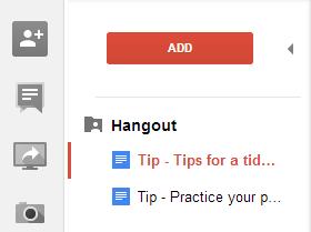 7 Easy Google Hangout Tips