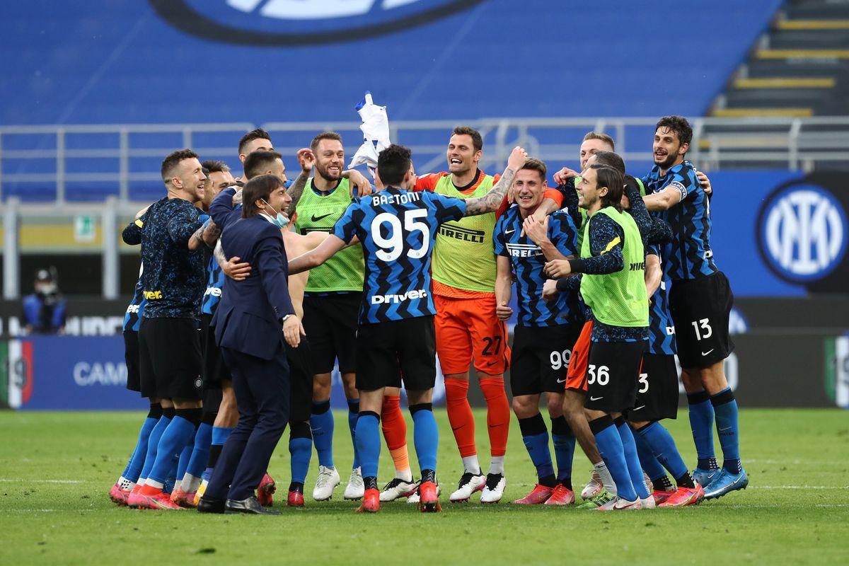 Inter vẫn đang thi đấu rất quyết tâm