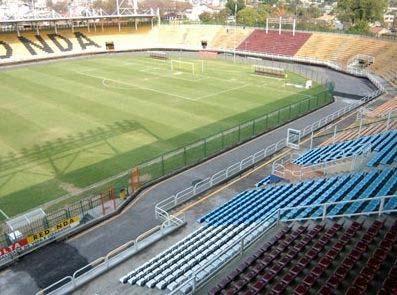 Estádio General Raulino de Oliveira - Volta Redonda