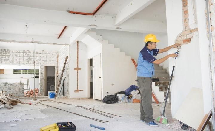 Dịch vụ sửa nhà quận 5 của công ty Trường Tuyền