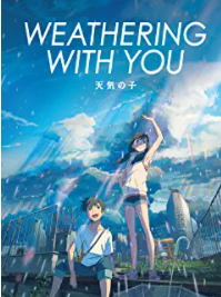 weathering with you anime