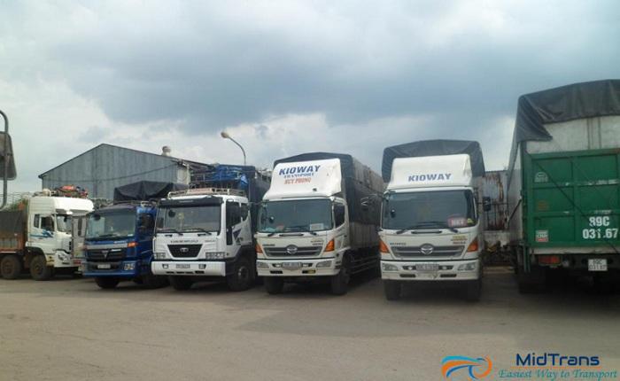 Dịch vụ vận chuyển Sài Gòn - Đồng Tháp