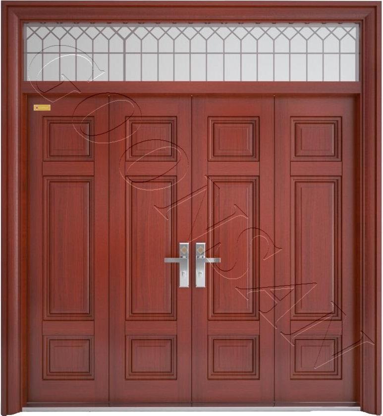 Kết quả hình ảnh cho cửa thép vân gỗ goonsan.
