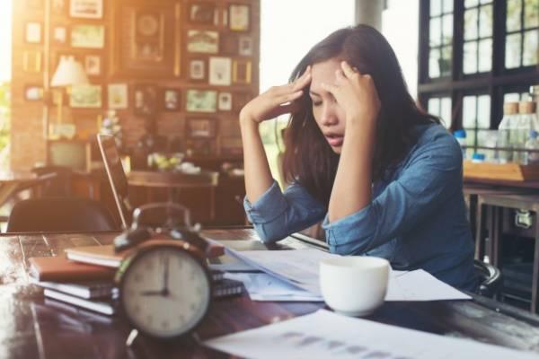 کاهش تب و سردرد