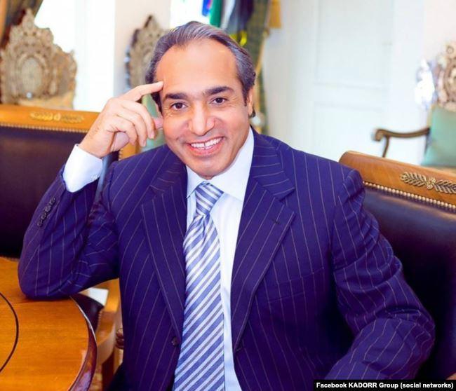 Аднан Ківан – бізнесмен сирійського походження, одеський забудовник та власник англомовного видання KyivPost і одеського «7 каналу»