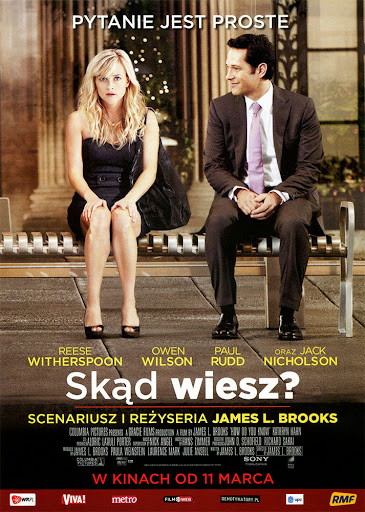 Przód ulotki filmu 'Skąd Wiesz?'