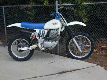 Nice Baja Commander replica bike with the correct exhaust header