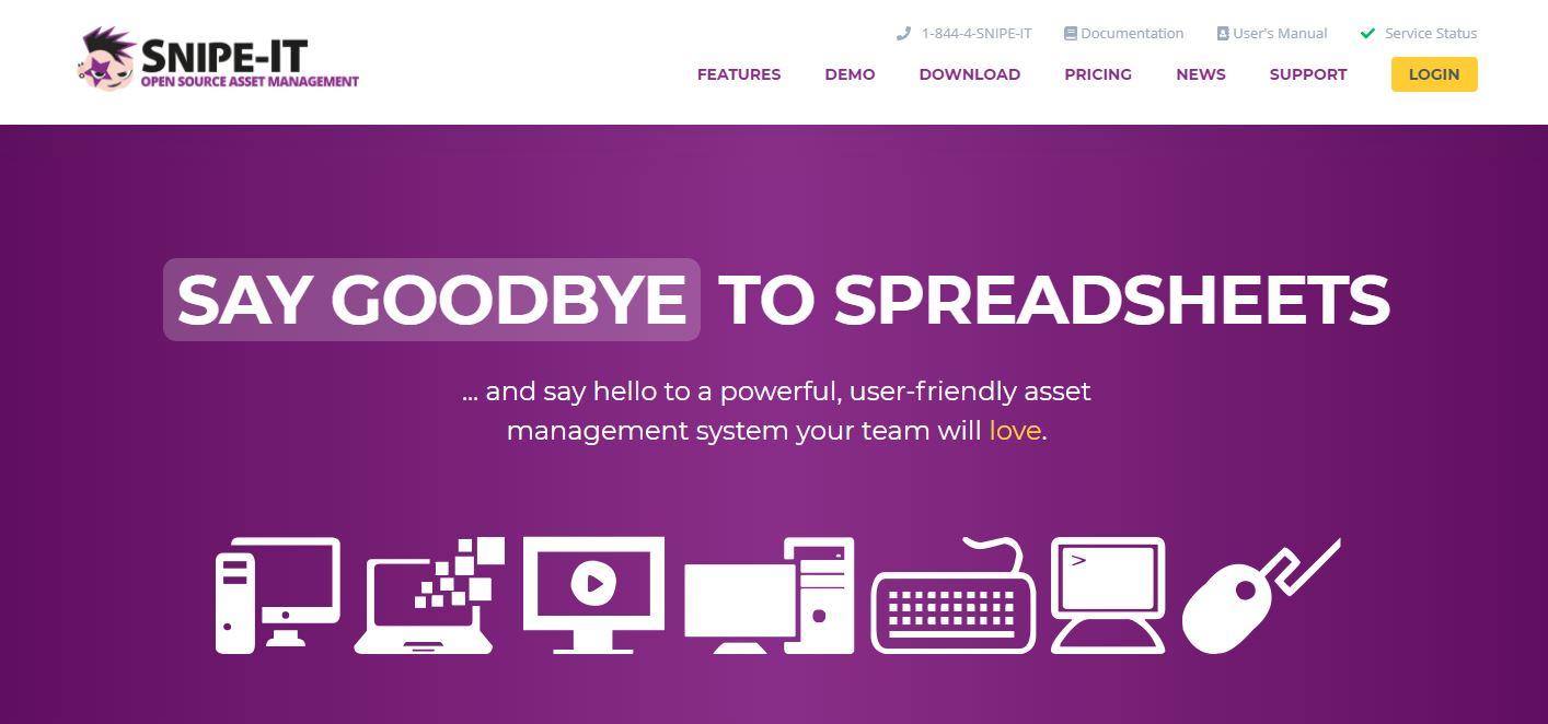 AssetCloud IT Asset Management Software