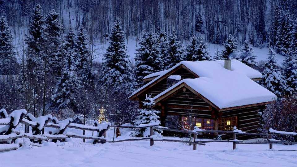Quán cafe tuyết Hokkaido