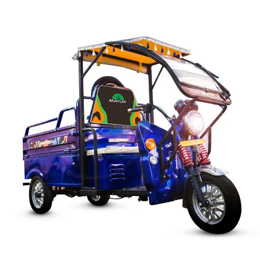 Mayuri E-Cart Loader E-Rickshaw