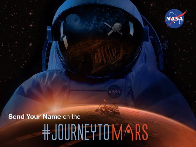 NASA là ứng cử viên sáng nhất trong cuộc đua lên sao Hỏa.
