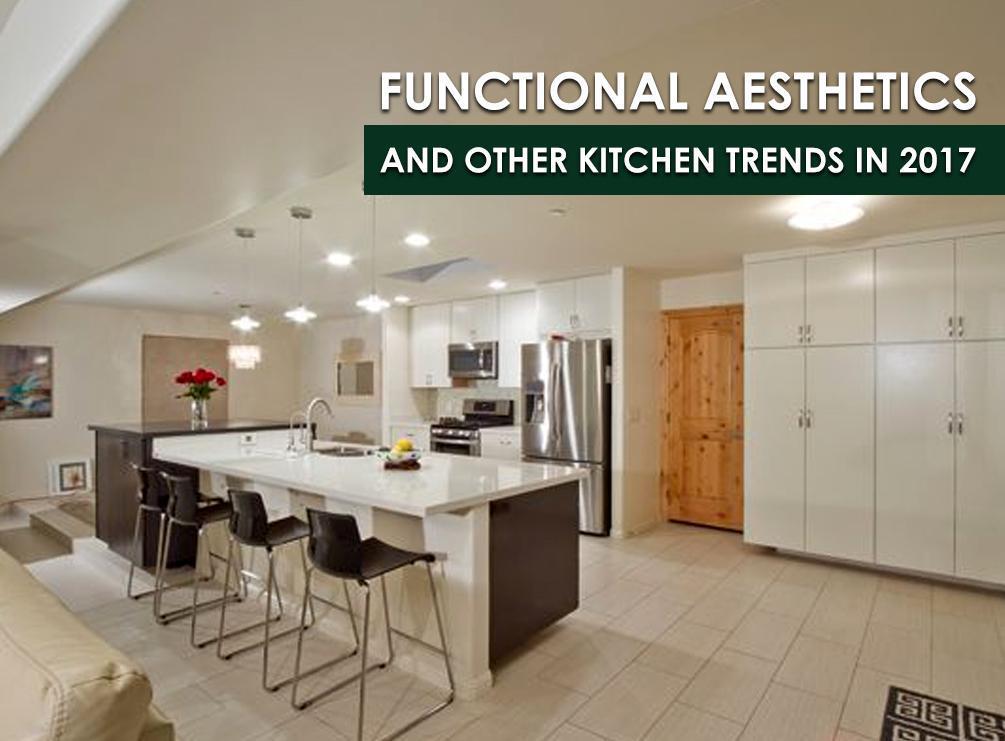 Kitchen Trends in 2017