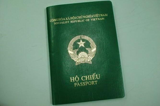 làm hộ chiếu phổ thông