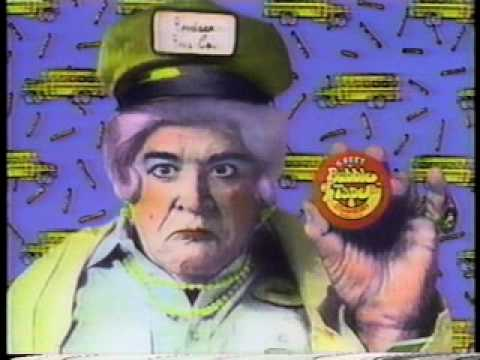 Bubble Tape Commercial