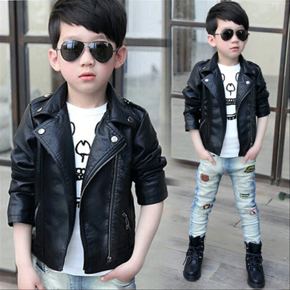 jaket kulit anak anak