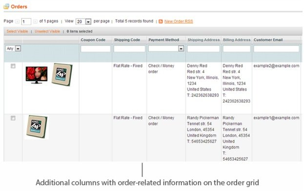 Magento Order Manager Toolkit by Amasty