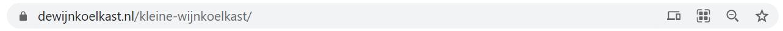 SEO vriendelijke URL structuur