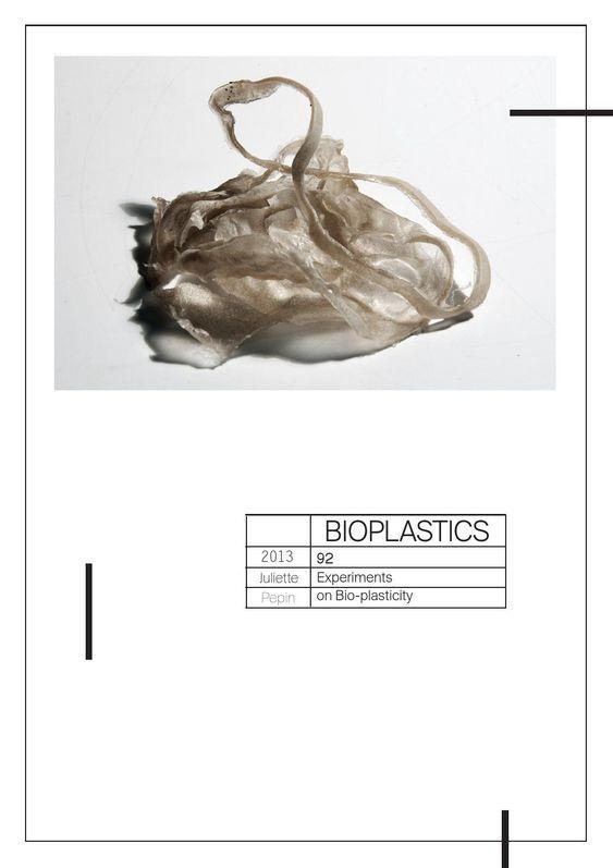 Research Book Bioplastic