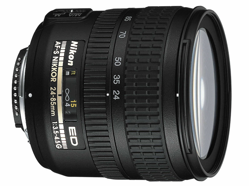 Nikon 24-85mm AFS