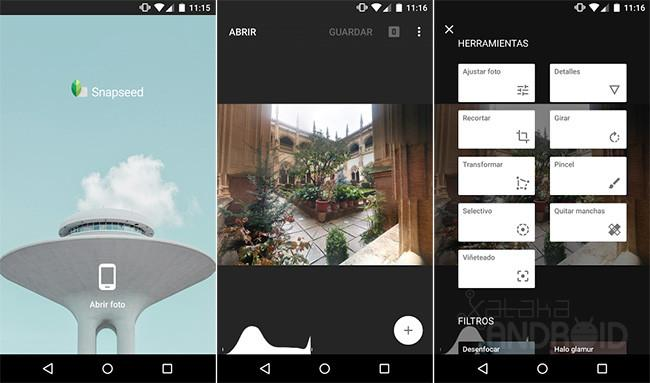 Image result for snapseed android
