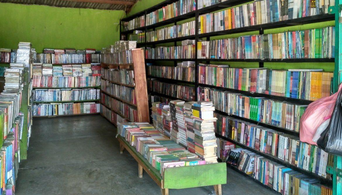 Selling Used Books