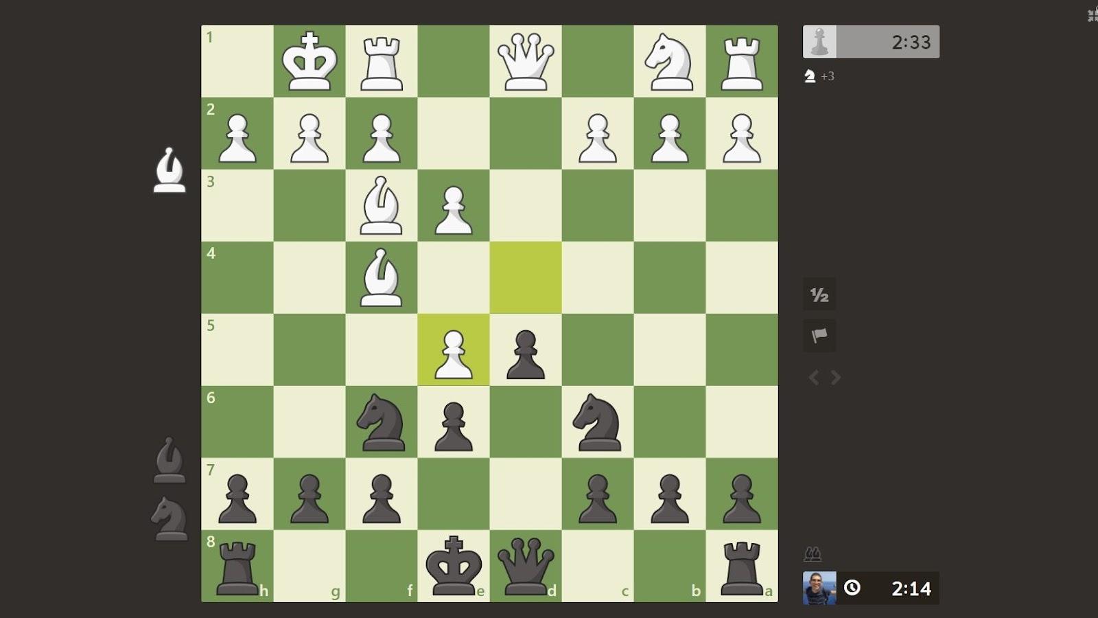 Crazyhouse Chess Variant