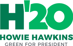 Howie Hawkins Green Party Environment