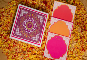 Rangoli-inspired-wedding-invite-cards