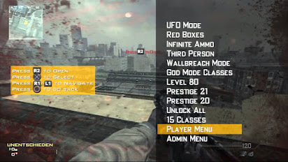 Mw3 hacked patch ps3