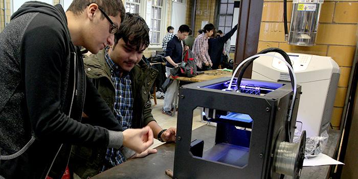 makerbot na educação