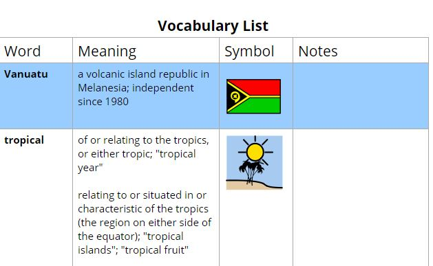 vocab list.JPG