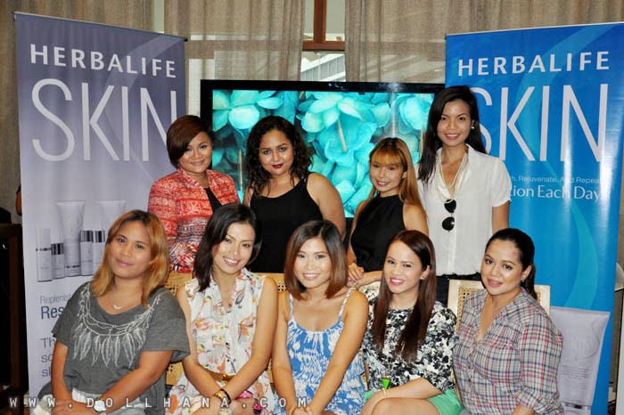 herbalife skin skincare products philippines
