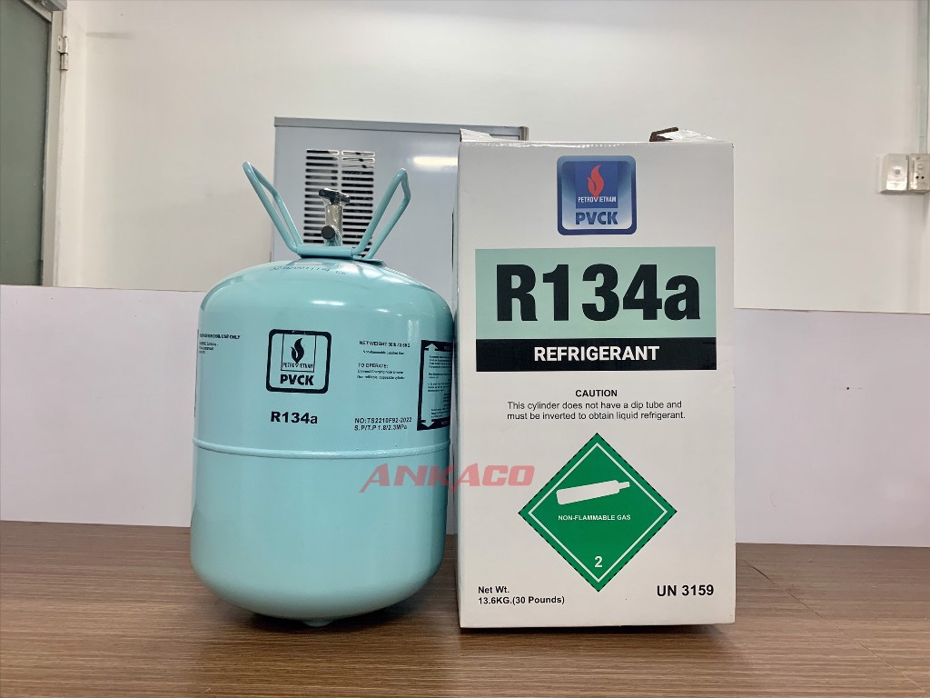 Gas lạnh R134A chính hãng phân phối giá cạnh tranh-0911219479