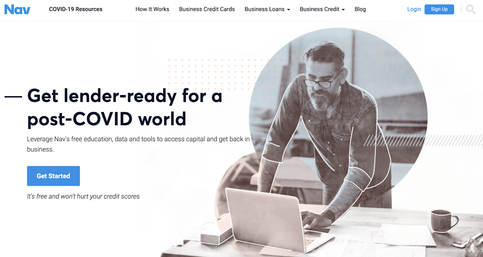 Nav Business Credit Monitoring