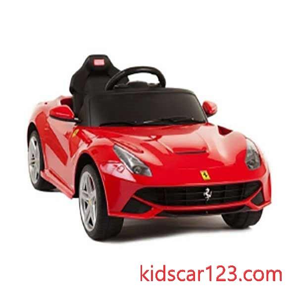 siêu oto điện Ferrari F12 81900 màu đỏ