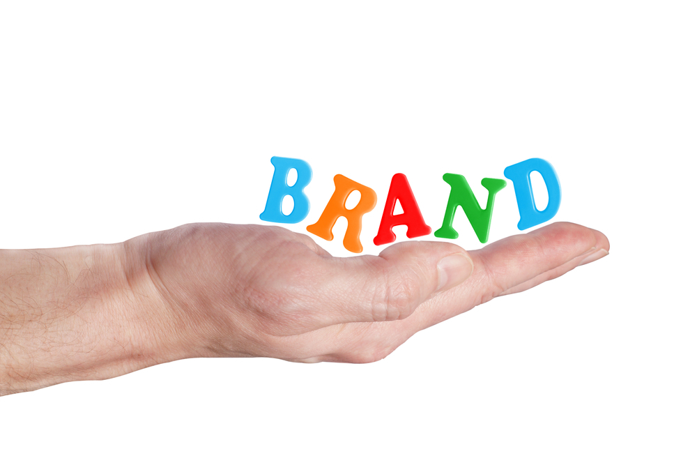 mẫu brand image