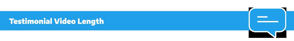 testimonial video length banner